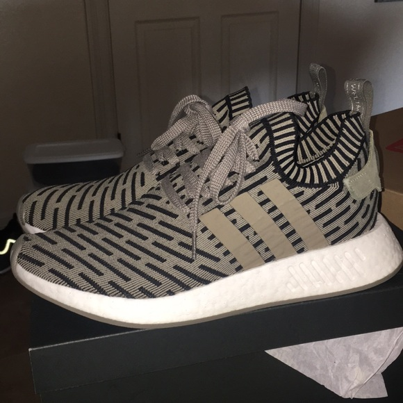 602a493e7 adidas Other - Adidas NMD R2 olive black